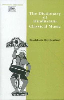 The Dictionary of Hindustani Classical Music PDF