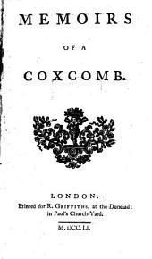 Memoirs of a Coxcomb