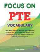 Focus on PTE Vocabulary PDF