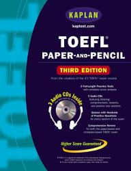 Toefl Paper And Pencil Book PDF