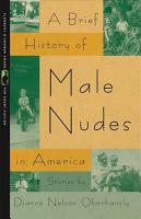 A Brief History of Male Nudes in America PDF