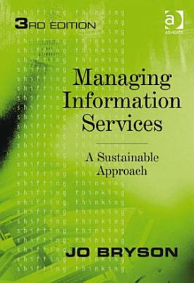 Managing Information Services PDF