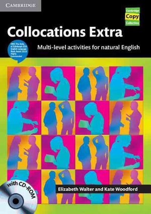Collocations Extra Book with CD ROM PDF