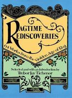 Ragtime rediscoveries PDF