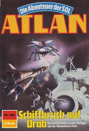 Atlan 653  Schiffbruch auf Urab PDF