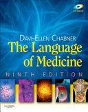The Language of Medicine - E-B
