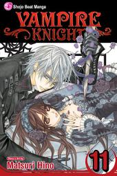 Vampire Knight: Volume 11