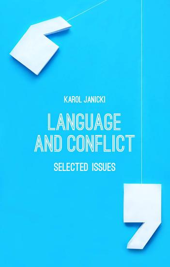 Language and Conflict PDF