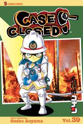 Case Closed, Vol. 39: The Adventure of the Scarlet Blaze