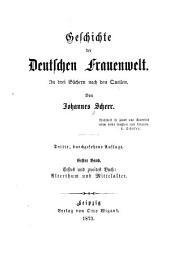 Buch I-II, Alterthum und Mittelalter