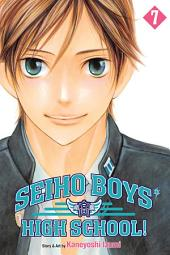 Seiho Boys' High School!: Volume 7