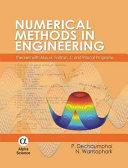 Numerical Methods in Engineering PDF