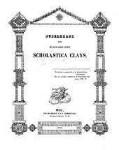 Jubelkrans voor de eerwaerde zuster Scholastica Clays