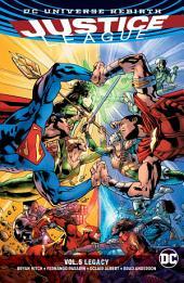 Justice League Vol. 5