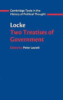 Locke  Two Treatises of Government Student Edition