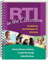 RTI in the Classroom PDF