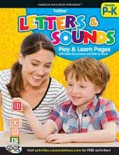 Letters & Sounds, Grades PK - K