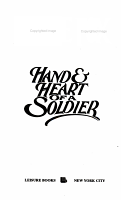 Hand   Heart of a Soldier PDF