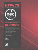National Electrical Code 2017 Handbook PDF