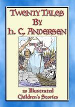 HANS CHRISTIAN ANDERSEN'S TALES - Vol. 1 - 20 Illustrated Children's Tales