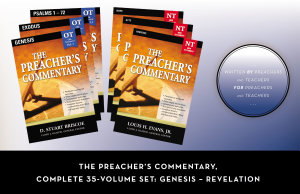 The Preacher s Commentary  Complete 35 Volume Set  Genesis     Revelation PDF