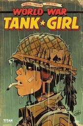 World War Tank Girl #1