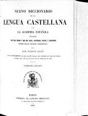 Nuevo diccionario de la lengua castellana PDF