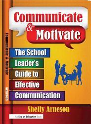 Communicate Motivate Book PDF