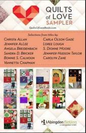 Free Quilts of Love Fiction Sampler - eBook [ePub]