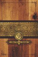 U Beer Review Journal