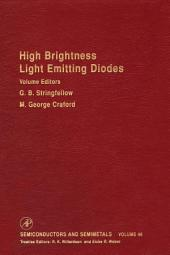 High Brightness Light Emitting Diodes