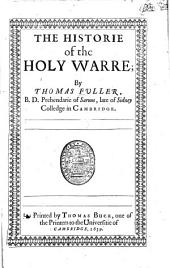 The Historie of the Holy Warre