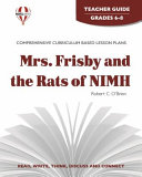 Mrs  Frisby and the Rats of Nimh  by Robert C  O Brien Book