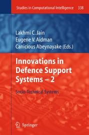 Innovations in Defence Support Systems   2 PDF