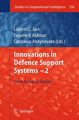Innovations in Defence Support Systems - 2