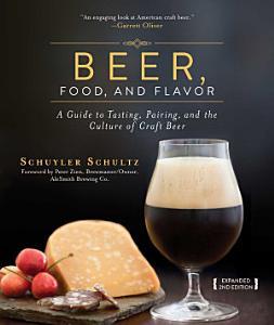 Beer  Food  and Flavor Book