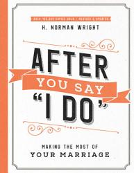 After You Say I Do  Book PDF