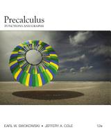 Precalculus  Functions and Graphs PDF