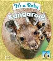 It's a Baby Kangaroo!