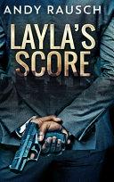 Layla's Score: Large Print Hardcover Edition