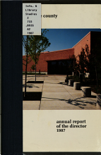 Buffalo and Erie County Public Library Annual Report of the Director PDF
