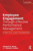 Employee Engagement Through Effective Performance Management PDF