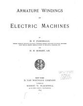 Armature Windings of Electric Machines
