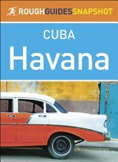 Havana: Rough Guides Snapshot Cuba