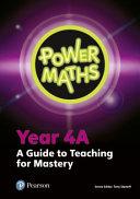 Power Maths Year 4 Teacher Guide 4A