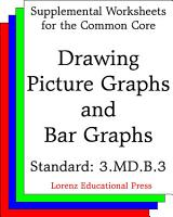 CCSS 3 MD B 3 Drawing Picture Graphs and Bar Graphs PDF