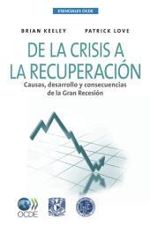 Esenciales OCDE De la crisis a la recuperación Causas, desarrollo y consecuencias de la Gran Recesión: Causas, desarrollo y consecuencias de la Gran Recesión
