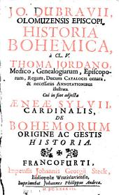 Jo. Dubravii Historia Bohemica