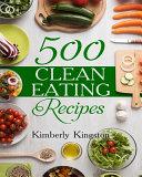 500 Clean Eating Recipes PDF