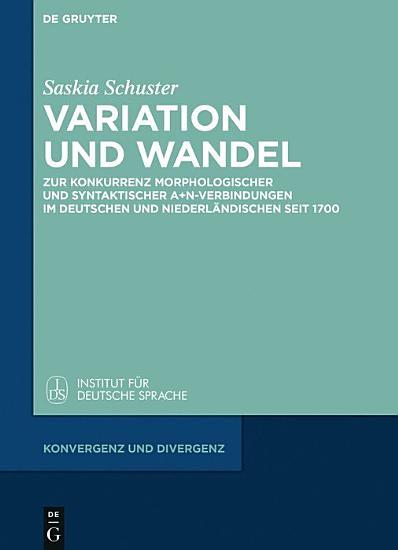 Variation und Wandel PDF